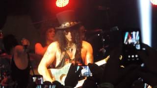 Anastasia Solo - Slash - Rio de Janeiro 14/03/2015