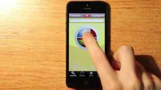 Diccionario Larousse francés-español para iPhone