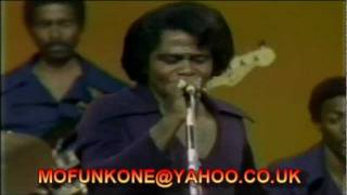 JAMES BROWN & THE JBS - GET ON THE GOOD FOOT.LIVE TV PERFORMANCE 1973.