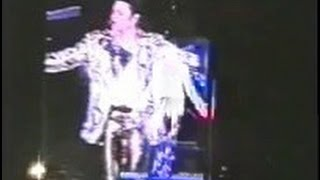 Michael Jackson - HIStory Tour Prague Rehearsals September 6, 1996 - Stranger In Moscow (Snippet)
