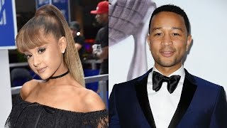 "Ariana Grande & John Legend Duet ""Beauty & The Beast"" Theme Song for Live-Action Movie"