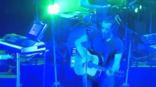 Coldplay - Green Eyes @ Casino de Paris 28th May 2014 (HD)