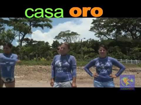 Casa Oro Surf technique
