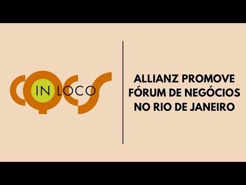 Imagem post: Allianz promove fórum de negócios no Rio de Janeiro
