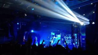 Mastodon - All the heavy lifting @ La Riviera 23-01-2012
