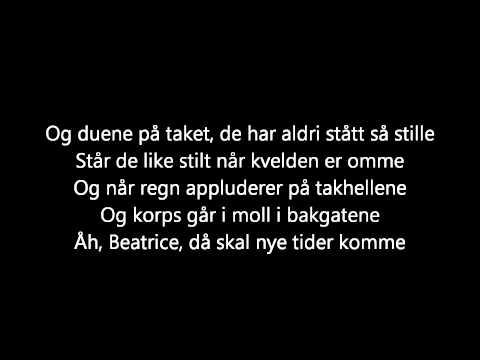 kaizers-orchestra-sju-btter-tarer-er-nok-beatrice-lyrics-hhegehagen