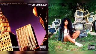 Sza x R Kelly - The Down Low Weekend (Mashup)
