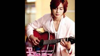 Because I'm stupid ( Acoustic version ) - Kim Hyun Joong width=