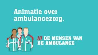U belt 112 voor een ambulance. Wat gebeurt er dan?