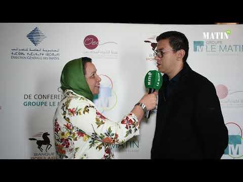 Video : Les matinales de la Fiscalité : Déclaration de Othmane Oudghiri