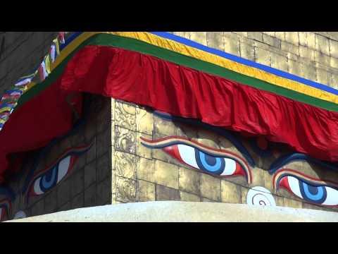 Boudhanath Stupa, Kathmandu, Nepal 3