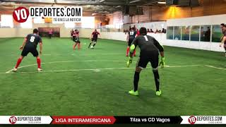 Tilza vs. CD Vagos Liga Interamericana