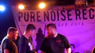 Heart to Heart - Bad Habits ft. Front Porch Step at Chain Reaction (10-25-2014) Pure Noise Recs Tour