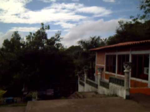 Laguna de apoyo en Masaya Nicaragua desde arriba de un mirador