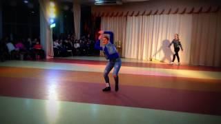 Нелли Дашевская / Dancehall / открытая лига 2 место / Чемпионат Украины февраль 2017