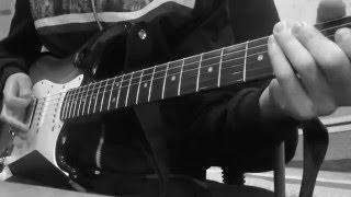 Breakdown of Sanity - Scissorhands (guitar cover drop D parody)