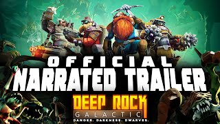 Co-Op action-miner Deep Rock Galactic leaves Early Access in May