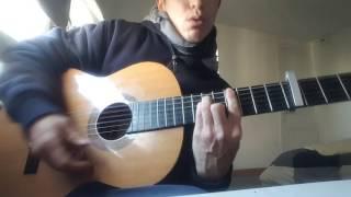 """""""Binta"""" alonzo guitare cover"""