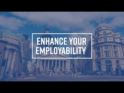 Enhance your employability by studying at Richmond
