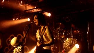 Black Veil Brides- Perfect Weapon live in Allentown, PA  2/17/13