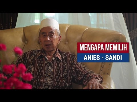 Download Video Testimoni Ulama  Tentang Anies Sandi - H. Thabroni