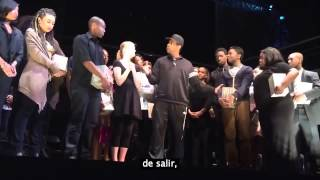 Denzel Washington: Discurso Motivacional Subtitulado Español