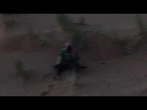 The Perfect SandBoarding Slide in the Sahara Desert, Marrocos