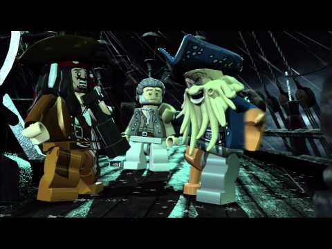 Pirates of the Caribbean - Fluch der Karibik | LEGO trailer D (2011)