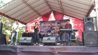 Bad English-When I see you smile Cover Band The OnlyONE (Jakarta) @Grand mall Kranji