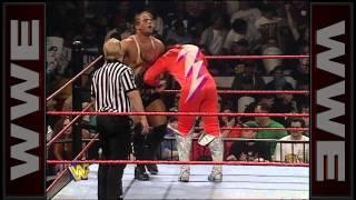 Rob Van Dam vs. Flash Funk: Raw, June 9, 1997
