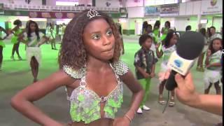 Última escolinha mirim a desfilar na terça-feira de carnaval é Estrelinha da Mocidade