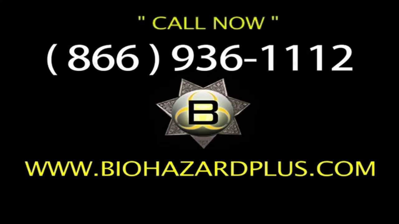Professional Biohazard Blood Cleanup Service Osborn IL