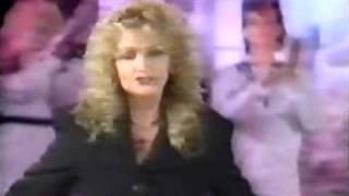 Bonnie Tyler introduces Tina Turner videos