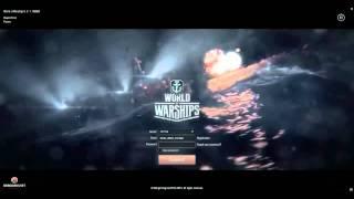 World of Warships Login Mod
