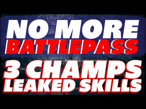 RAID | NO MORE BATTLE PASS? 3 LEAKED CHAMPION SKILLS RAID SHADOW LEGENDS UPDATE 2.2 2.3