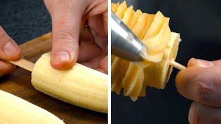 Churros de banana no palito: a delícia doce do dia