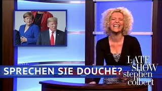 How German News Covered Trump's NATO Visit