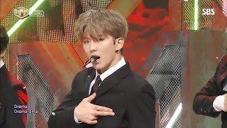몬스타엑스(MONSTA X) - DRAMARAMA(드라마라마) 교차편집(Stage Mix)