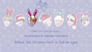 ⌈MERRY X-MAS⌋ BTS (방탄소년단) – A Typical Idol's Christmas [Color coded Han|Rom|Eng lyrics]