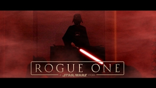 DARTH VADER SCENE RECREATED | Rogue One: In 5 Minutes