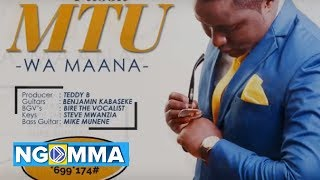 Pitson - Mtu Wa Maana (Audio Video) width=