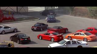 The 2 Fast 2 Furious Car Scramble feat. the 9-11 Tribute to America Truck