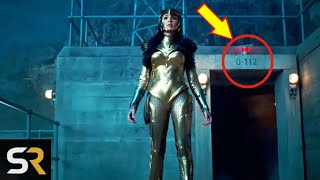 Everything You Missed In The Wonder Woman 1984 Trailer