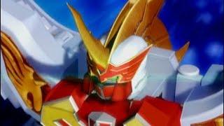 "Power Rangers Mystic Force - Brightstar and Phoenix Unizord Battle   Episode 23 ""Heir Apparent"""