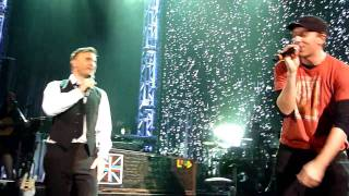 GB40 - Gary Barlow - Back for Good feat. Chris Martin