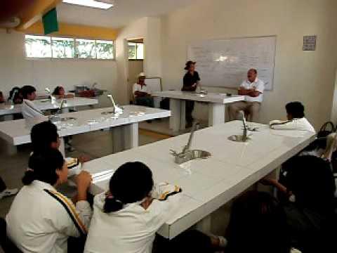 Conferencia II : Prepa de Buenaventura – Villa Flores, Chiapas