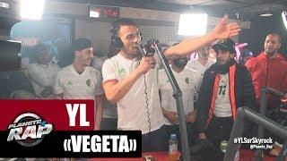 "YL - Freestyle ""Végéta"" #PlanèteRap"