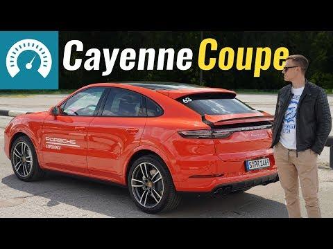 porsche cayenne-coupe