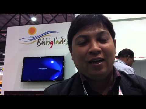 Bangladesh Tourism Board at World Travel Market 2012