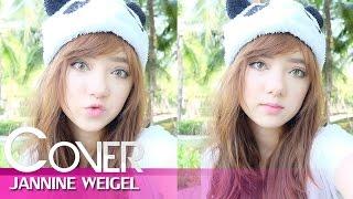 BTS (방탄소년단) I NEED U (Acapella) cover by Jannine Weigel (พลอยชมพู)